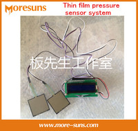 Free Shipping By DHL Two Way Cable Thin Film Pressure Sensor System Suitable For The Fsr400