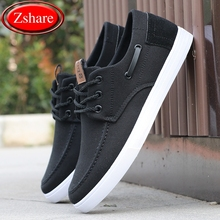 2019 Summer Breathable Men Canvas Shoes Lace-up Comfortable Casual Shoes Men Sneakers High Quality Wear resistant Flat Shoes Man цена 2017