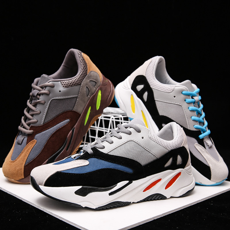 Male Shoes Casual Sneakers Schoenen Non-Slip Comfortable High-Quality Adult Mesh Soft