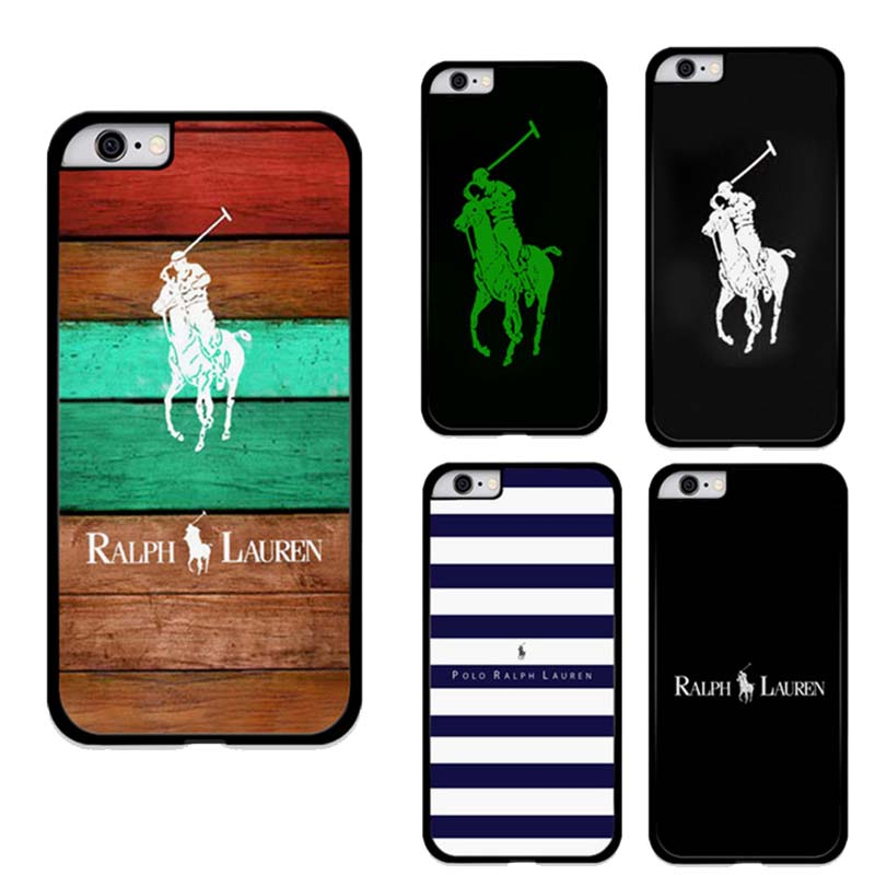 Original Polo Ralph Lauren mobile phone Case for iphone 5s 4s 4c 6 6plus and Case for Samsung S3 S4 S5 S6 S7 Note 2 3 4 5