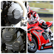 Подходит для мотоцикла gbracing двигателя Чехол Набор для Honda CBR600RR-F5 GB гоночный 2007 2008 2009, 10, 11, 12, 13, 14 лет