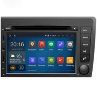 Android 7,1 dvd плеер автомобиля Мультимедиа gps для Volvo S60 V70 2001 2004 gps Навигация стерео магнитофон головного устройства радио CD FM