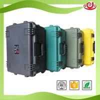 Tricases Shanghai Factory USA Military Standard Waterproof Shookproof Dustproof Hard Plastic Tool Case M2610