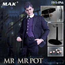 Full set doll /6th MR POT Action Figure Model Collection TE019 Full Set Hobbies doll toy Colletible with box full set china toy 1 6 zh006 medieval templar knight soldier figure model colletible 12 action figure model toy for collection