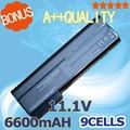 6600mAh ping  Laptop Battery For HP EliteBook 8460p 8460w 8560p ProBook 6360b 6460b 6465b 6560b 6565b