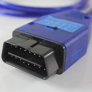 Image 5 - FT232RL FTDI Chip VAG cavo diagnostico USB per Fiat VAG 16 PIN interfaccia Auto Ecu strumento di scansione interruttore a 4 vie Auto Auto Obd2 cavo a 16 PIN