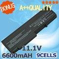 6600 mah bateria do portátil para hp elitebook 6930 p 8440 p 8440 w probook 6440b 6445b 6450b 6540b 6545b 6555b 6550b