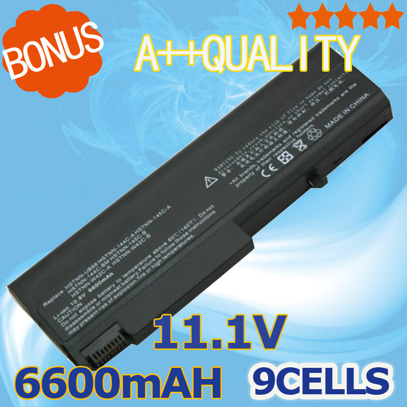 6600mAH Laptop battery for Hp EliteBook 6930p 8440p 8440w ProBook 6440b 6445b 6450b 6540b 6545b 6550b 6555b цена