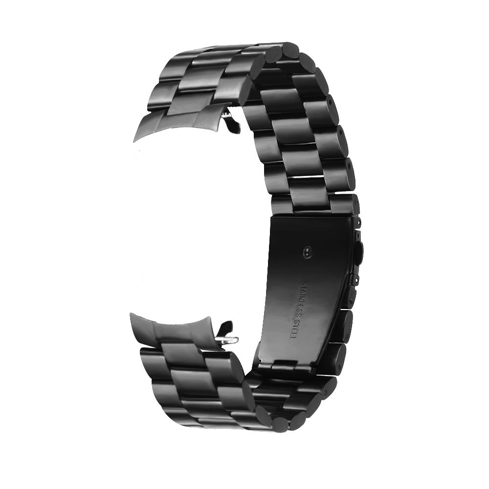 V-MORO 22mm Stainless Steel Watch Link Bracelet With Adapters For Gear S3 Band Replacement Bands For Gear S3 Classic frontier v moro solid stainless steel metal replacement band with adapters for samsung gear s2 smart watch metal silver