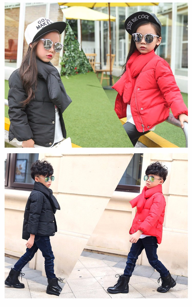 Kids Light Down Coats (6)