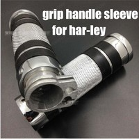 Motorcycle Grips Motorcycle Bar Fashion HandleGrips Motos Modified supplies for Har ley