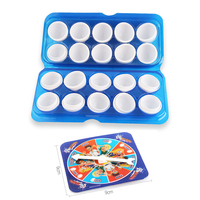 Exciting Desktop Games Gags & Practical Jokes Tricky Funny Egg Toys With Water For Party #E