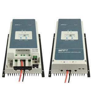 Image 5 - EPever 50A MPPT Charge Controller 48V/36V/24V/12V Max 150V 2500W Input Negative Ground Fit AGM Sealed Gel Flooded Battery LCD
