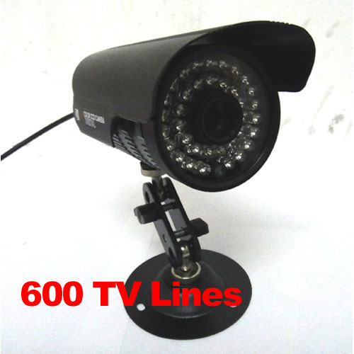 1/3 600TVL SONY IR Color CCD CCTV Outdoor Waterproof Security Camera 36LEDs Day and Night Vision1/3 600TVL SONY IR Color CCD CCTV Outdoor Waterproof Security Camera 36LEDs Day and Night Vision