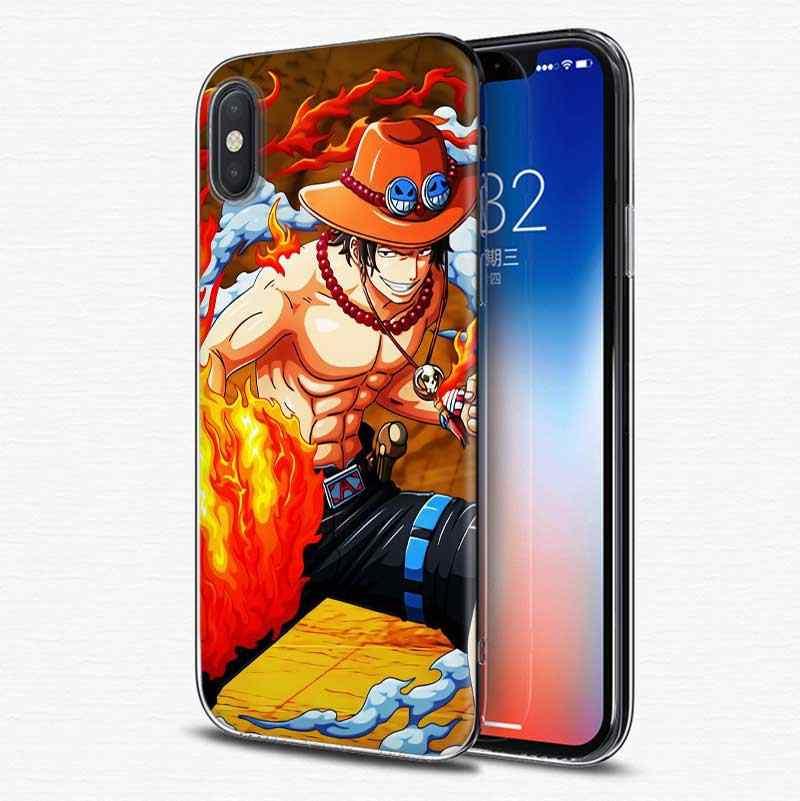 Одна штука Обезьяна D Ace силиконовый чехол для телефона для Apple iPhone 6 6 S 7 8 плюс X XS MAX XR 5S 5C SE 5 7 плюс 6splus чехол Coque
