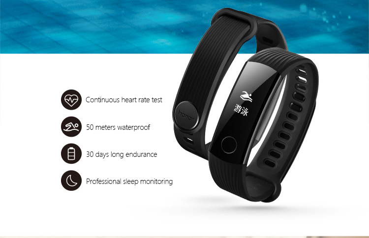 New original huawei glory Bracelet 3 Smart Bluetooth motion,heart rate,sleep monitoring,waterproof Wrist Watch For xiaomi 2 2
