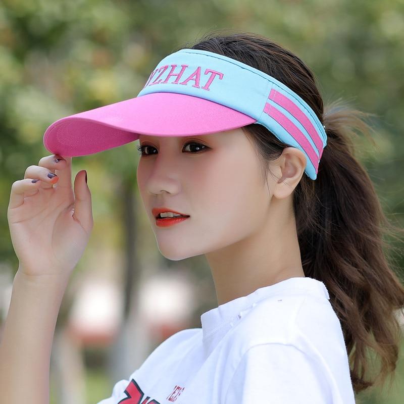 Kagenmo летняя Мужская Женская теннисная кепка без короны солнцезащитная Кепка бейсболка с козырьком - Цвет: L