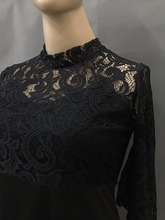 Plus Size Dress Flare Sleeve Mini Summer Dress Sexy Party Dress 5XL 6XL Big Women Lace Dress Black Vestidos
