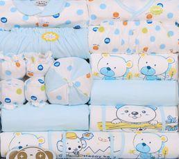 La ropa del bebé todos los niños ropa y accesorios del bebé del traje y otros accesorios 17 unidades