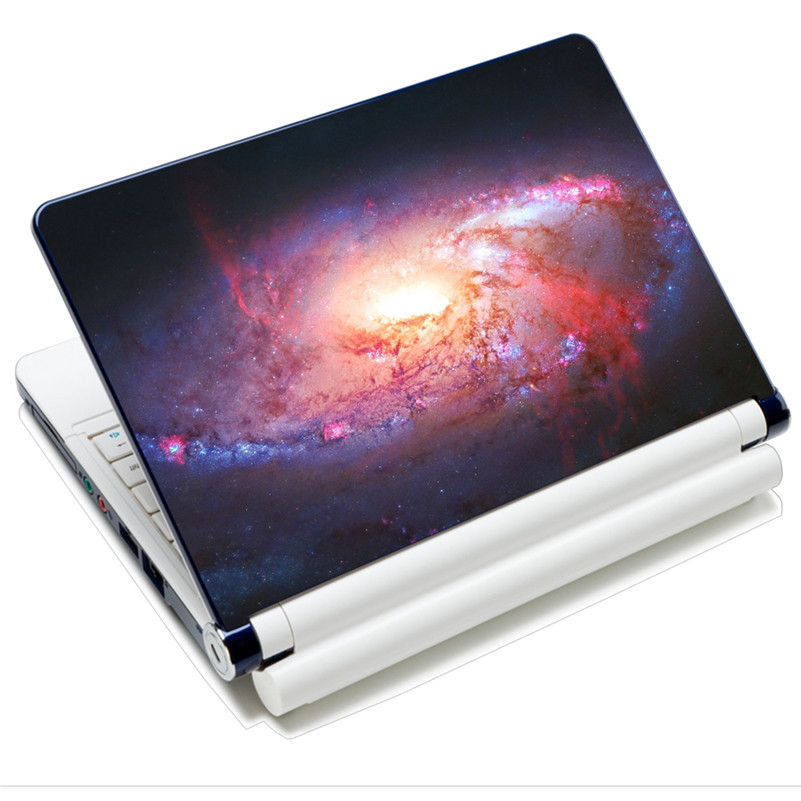 Laptop Skin Decal Sticker Cover PVC Prints Notebook PC Reusable Protector Waterproof For 12-15.6 HP Dell Macbook Pro Air Lenovo