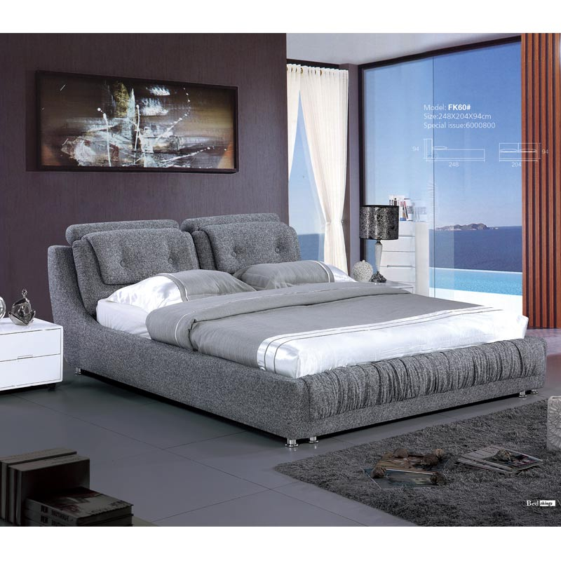 US 795 0 Home Furniture Luxury Super King Queen Size Bed Designs In Beds From Furniture On Alibaba Group