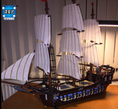 Imperial Flagship Building Bricks Blocks Toys for Children Boys Game Model Car Gift Compatible with Lepins DIY Model