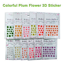 12 Styles DIY Nails Art Stickers Water Transfer Nail Sticker And Decals 3D Nail Water Foil Sticker Manicure Tips Free Shipping