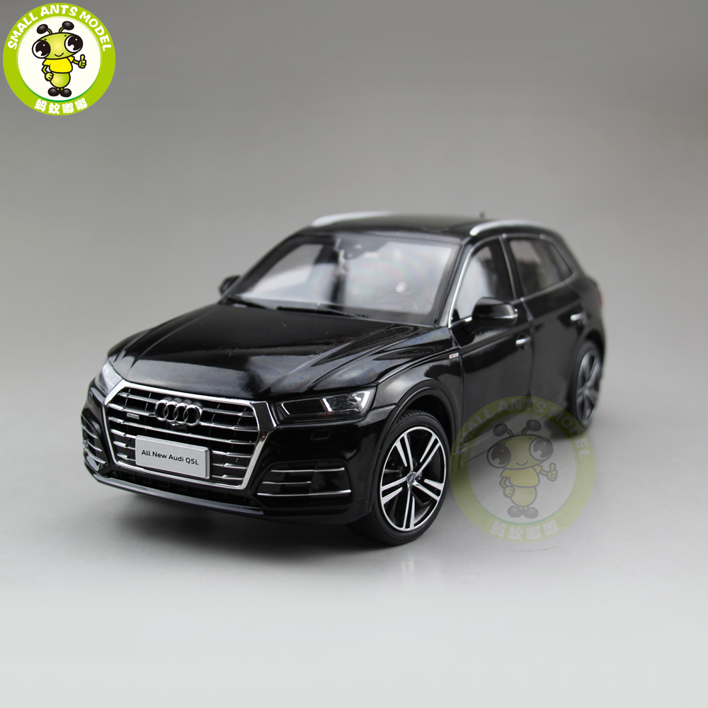 1 18 ALL NEW Audi Q5 Q5L SUV Diecast Metal Car SUV Model Toys for Girl