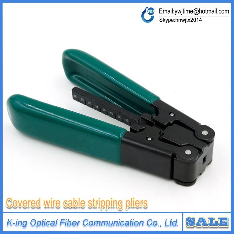 Brand New Fiber Optic Stripping Tool Fiber Optic Stripper FTTH Cable ...