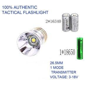 Ultrafire 26.5mm 1/5 modeXML T