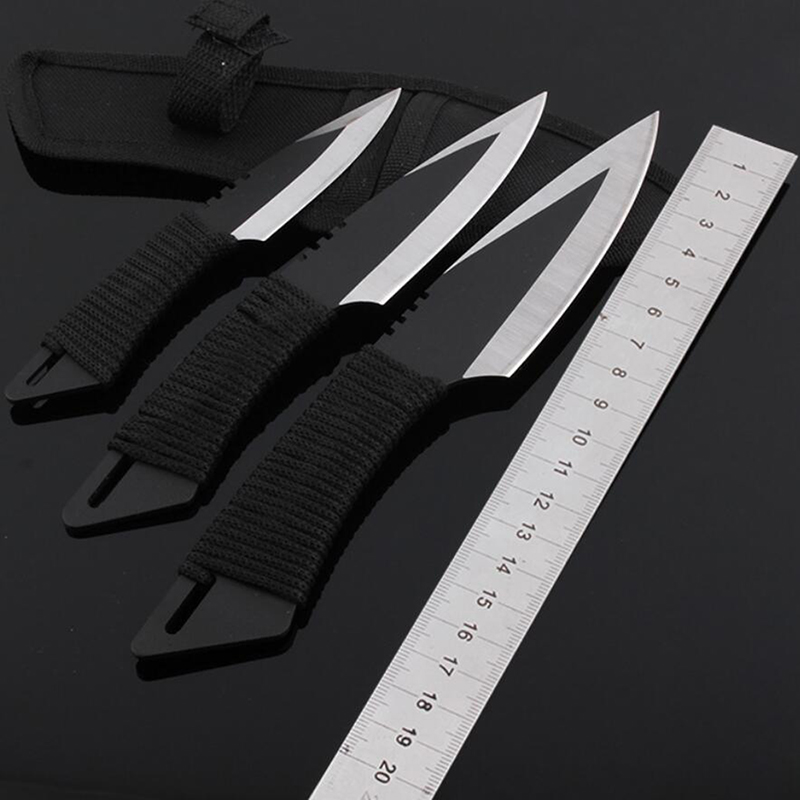 NAVAJAS Cold Steel Blade Cs Go Hunting font b Knife b font Rescue Portable Fixed Pocket