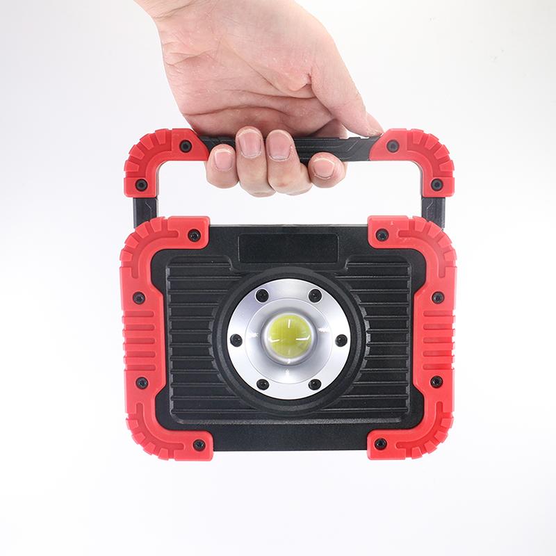 Flashlight, Waterproof, PANYUE, COB, For, Work