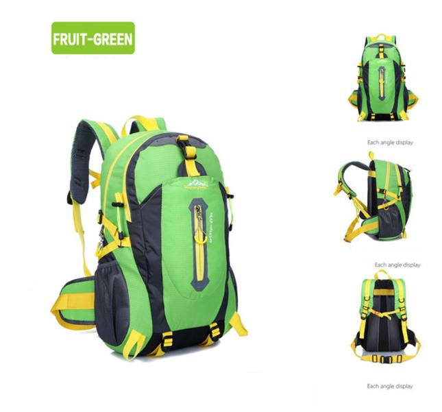 backpack Sports bag 40L Outdoor Hiking Camping Waterproof Nylon Travel Luggage Rucksack Backpack Bag Tactical Backpack motorcycle tank bag sports helmet racing motobike backpack magnet luggage travel bag water resistance