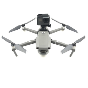 Image 5 - עבור gopro & אוסמו פעולה & פנורמי מצלמה מחזיק mounts בסיס עם הלם בולם gimbal לdji mavic 2 פרו & זום drone