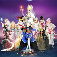 New Tarot Series The Wheel of Fortune like BJD doll 1/6 30cm high 14 joint body latest High quality gift set