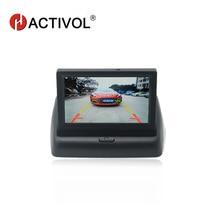 Parking-Monitor Backup-Camera Car-Video Auto 16:9-Screen TFT for 480--272/16:9-screen/2-way/..
