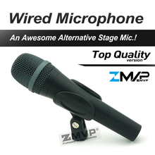 Бесплатная доставка! Одежда высшего качества 945 профессиональный караоке динамический супер кардиоидный вокальный микрофон проводной микрофон microfono Майк микрофона