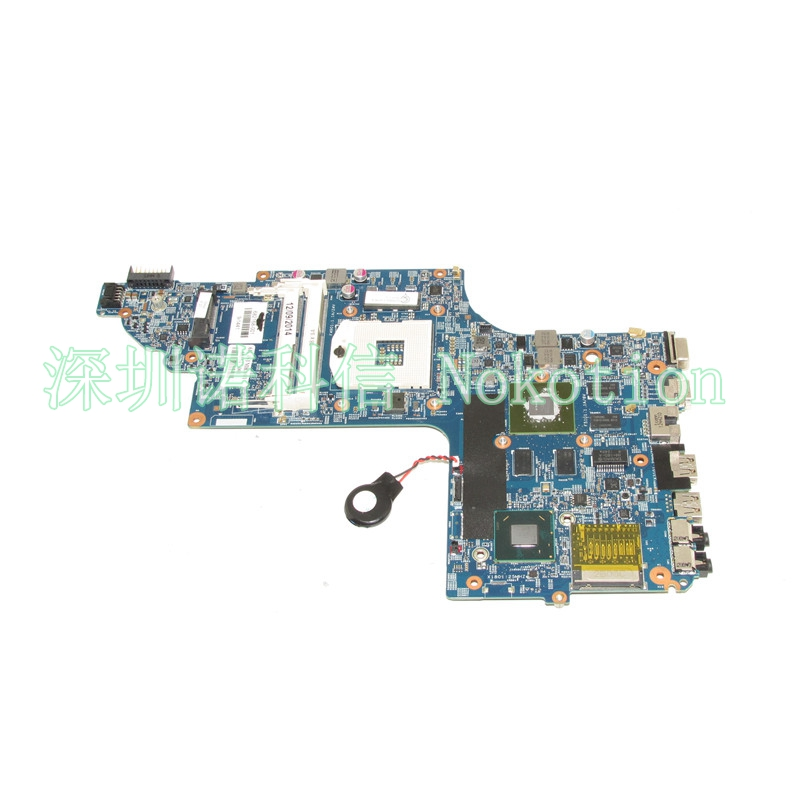NOKOTION 685547-001 682168-001 For HP pavilion DV6 DV6-7000 laptop motherboard 15 Inch GT630M Graphics 574680 001 1gb system board fit hp pavilion dv7 3089nr dv7 3000 series notebook pc motherboard 100% working