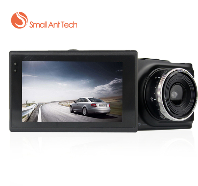 "Dash Cam Full HD 1080P 3.0"" LCD Car DVR Camera Video Recorder with G-Sensor Night Vision Motion Detection WDR 170 Wide Angle"