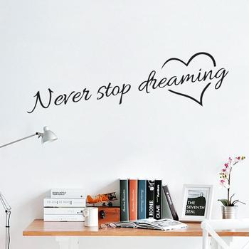 Never Stop Dreaming  1
