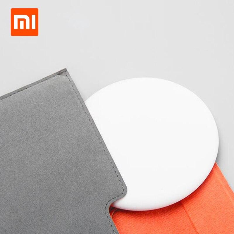 Origine Xiao mi Chargeur Sans Fil Qi Chargeur Intelligent Charge Rapide Type-C Rapide pour mi mi X 2 s iPhone X 8 plus Sumsung S8 Smartphone