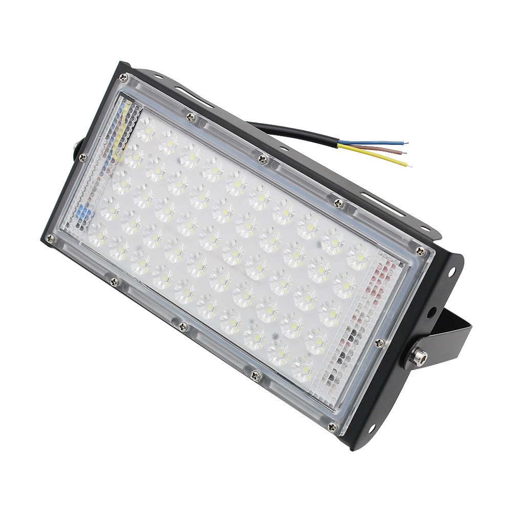 Outdoor 50W Flood Light AC 220V Waterproof IP65 LED ...