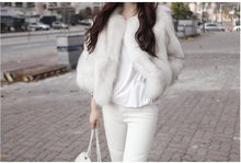 New True Black Natural Genuine Real Fox Fur Coat Women's Luxurious Fox Fur Jacket Winter Fur TPTF0184(China)