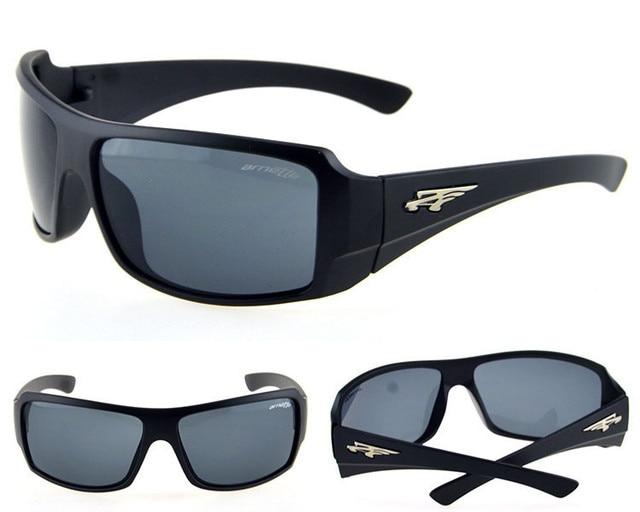 f91a648e2 Arnette 1480 sunglasses Mens outdoors sports coating Sun glasses brand  designer UV400 100% oculos de sol masculino