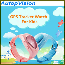 Hot sale A6 GPS Tracker Watch for Kids Children Smart Watch with SOS panic button GSM phone support Android&IOS
