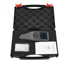 GM240 Digital LCD Coating Thickness Gauge Tester Paint Thickness Meter Metal Auto Test Measuring 0~1300um