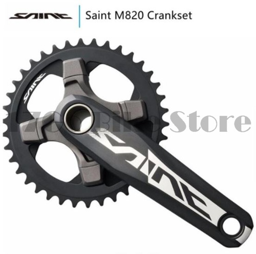 Shimano Saint M820/m825 Crankset Mtb Downhill Dh Freeride Fr Enduro All Mountain Am Crankset 63/73mm 83mm