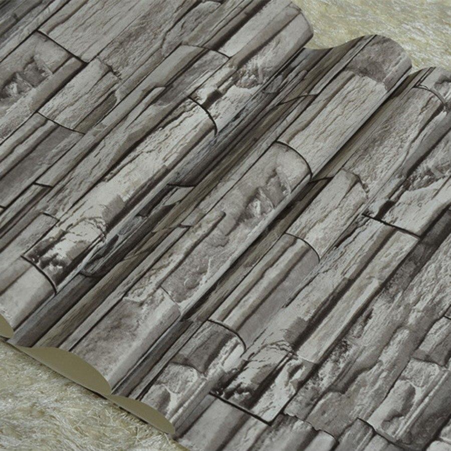 Online Kaufen Großhandel Tapete Stein Design Aus China Tapete ... Stein Design Wohnzimmer