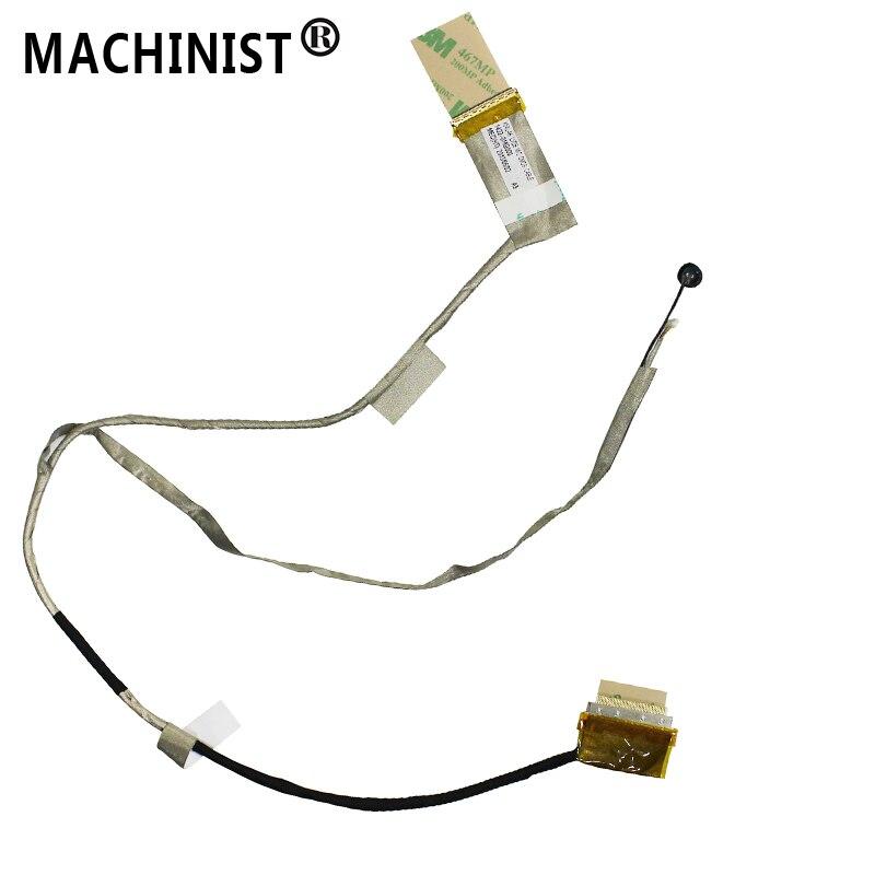 Video Screen Flex For ASUS X54H X54C X54L X54LY X54XI K54HY K54L K54LY X54HR X54HY Laptop LCD LED LVDS Display Ribbon Cable