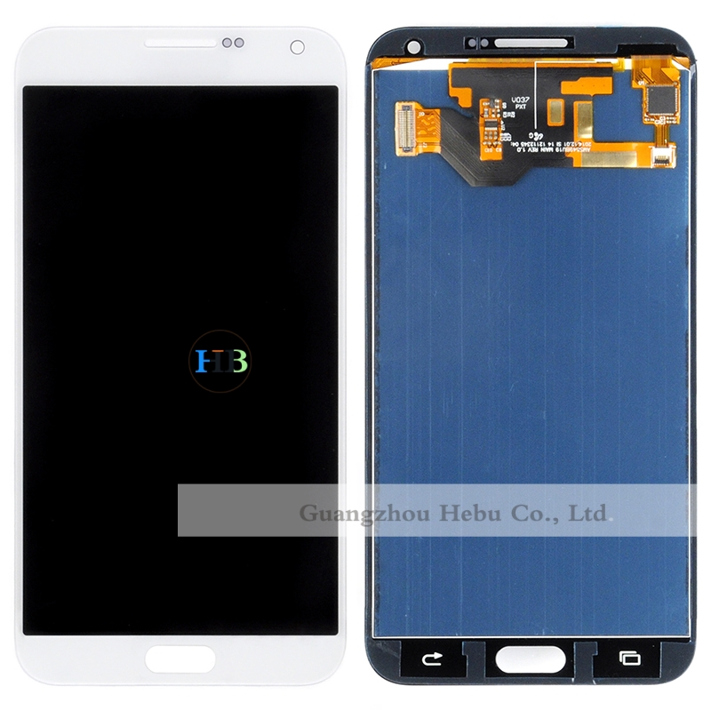 Brand New For Samsung Galaxy E7 E700 E7000 Lcd Display With Touch Screen Digitizer For Galaxy E7 Lcd White Black 100Pcs DHL brand new for samsung j1 lcd display with touch screen digitizer for samsung galaxy j1 j120f j120m j120h sm j120f lcd 3 color